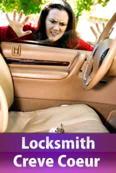 Have you locked yourself out of your car? Call 24/7 Locksmith Creve Coeur! (314) 627-9473